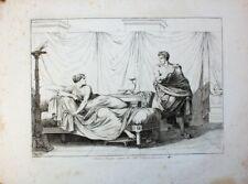 Lucretia Sextus Tarquinius Tarquinier Vergewaltigung Dolch Rom Antike Breast