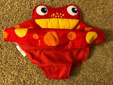 Fisher Price Rainforest Jumperoo Red Frog Seat Cover Pad Replacement Part