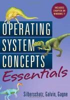 Operating System Concepts Essentials by Abraham Silberschatz