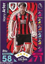 2016 / 2017 EPL Match Attax Base Card (13) Harry ARTER AFC Bournemouth