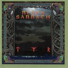 BLACK SABBATH - TYR CD 1990  new & sealed