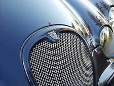Jaguar S Type Grille Mesh Insert (2002-2004 approx) Stainless Steel Woven