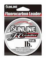 Sunline Fc Leader Fluorocarbon 50 Yards Select Lb Test Sunline Fishing Line