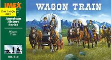 Imex 610 1:72 Wagon Train Figure Set