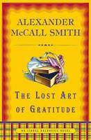 The Lost Art of Gratitude (Isabel Dalhousie Series) - Hardcover - VERY GOOD