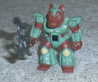Battle Beasts DANGER DOG Vintage 1987 Figure