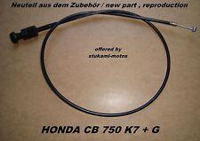 Honda CB 750 cuatro_tipo:_K7_+_G_Ahogar_ahogar_-_Tren_arranque en frío tren_