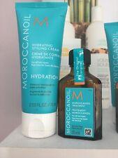 moroccanoil original 25ml and 75ml hydrating styling cream