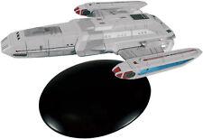 STAR TREK STARSHIPS COLLECTION ISSUE 66 USS RAVEN VOYAGER EAGLEMOSS TOY