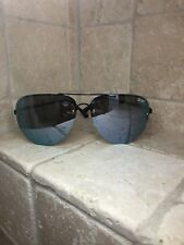 Quay Australia Sunglasses Women's MUSE Black/Purple NWT Includes Soft Case
