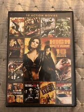 High Octane 10 Action Movies Dvd Hellbinders Ray Park Recon 2020
