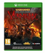 Warhammer: End Times - Vermintide (XBOX ONE) BRAND NEW SEALED