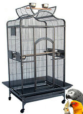 X-Large Bird Parrot Dome Cage For Large Size Parrot Macaw Cockatoo African Grey