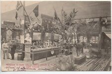 REIMS - Marne - CPA 51 - Exposition de Reims 1903 - le jardin colonial