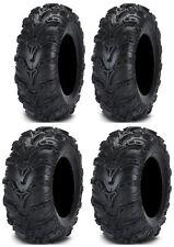 Set of (2) 28-9-14 & (2) 28-11-14 ITP Mud Lite MudLite Light II ATV UTV Tires