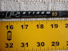 "SHAFTSTRAVAGANZA!  ALPHA PLATINUM 65 REGULAR FLEX 43.75"""