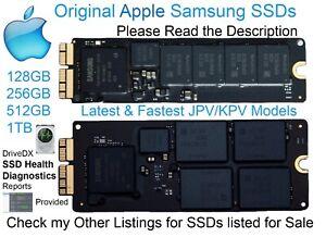 """Apple Samsung 256GB 512GB 1TB SSD Mac MacBook Pro Air iMac 13 15"""" 2013 2014 2015"""