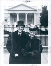 1977 ABC Movie Eleanor And Franklin The White House Years Actors Press Photo