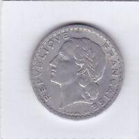 5 Francs Frankreich 1947 Frankreich France