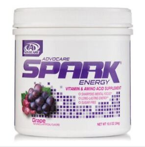 ADVOCARE SPARK CANISTER Energy MIX Sealed 42-servings -12 flavors to choose from