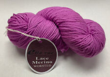 choose from 3  colors REDUCED Ella Rae Lace Merino Worsted Yarn