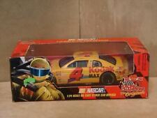 Racing Champions Bobby Hamilton Yellow Kodak #4 Car 1:24 Scale 1999