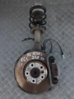 BMW 6er E64 630i N52 Ammortizzatore Anteriore Sinistro Alloggiao Pinza Freno