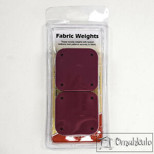 SEW EASY - Fabric Weights - 2 Pieces per Pack