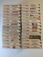 Diverse Nintendo DS Spiele mit OVP Mario Pokemon uvm. *getestet*
