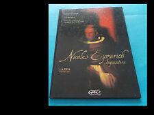 NICOLAS EYMERICH INQUISITORE: La dea (volume 1° - ed. BD 2003)