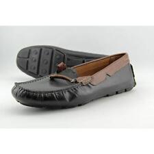 Scarpe classiche da uomo ciabatte nero