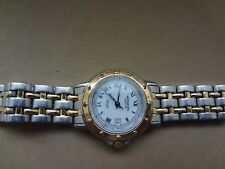 LADIES RAYMOND WEIL TANGO 2-TONE STAINLESS STEEL WATCH - MODEL 5360