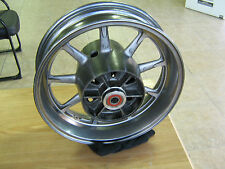 2009-2010 KAWASAKI VULCAN 1700 REAR WHEEL SILVER 41073-0148-496