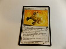 MTG magic the gathering WHITEMANE LION ( LOT  A)
