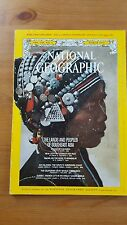 March 1971 National Geographic