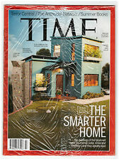 news magazine TIME July 7 / July 14 2014 THE SMARTER HOME Blisterato