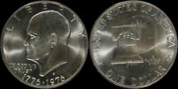ANACS MS 66 1976 S Silver Ike Eisenhower Dollar Bicentennial US Type Old Coin