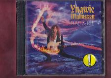YNGWIE MALMSTEEN - FIRE AND ICE CD NUOVO SIGILLATO