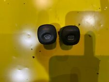 FORD FIESTA MK5 FRONT AND REAR WINDOW HEATER SWITCH