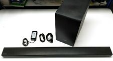 "Samsung HW-MM55C 3.1 Channel 340W Soundbar System with 7"" wireless subwoofer"