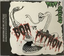 TEST ICICLES : BOA VS PYTHON - [ CD MAXI PROMO ]