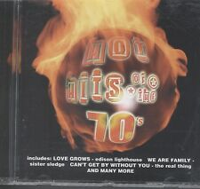 Hot Hits of the 70's CD