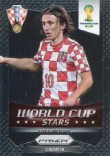 Panini Prizm World Cup 2014 World Cup Stars #23 Luka Modric