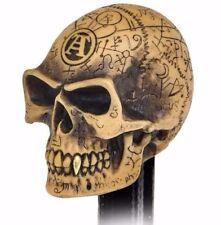 Car Manual Gear Shift Knob Badass Omega Skull Bone Color Resin V48 Alchemy Vault