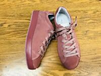 RAG AND BONE RB1 LOW TOP SUEDE LACE UP SNEAKER SHOES NWOB SIZE 9(39) $325.00