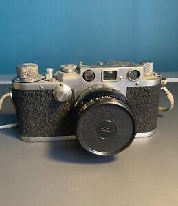 Leica DRP Camera Ernst Leitz Wetzlar No 484786 Germany