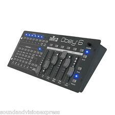 CHAUVET OBEY 6 DMX Éclairage DEL Contrôleur DJ Stage Light Control 36 canaux