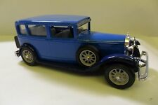 ELIGOR 1:43 AUTO DIE CAST CAR TALBOT PACIFIC 1930 BLU BLUE  ART 1036