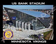 Minnesota Vikings - US Bank Stadium - Flexible Fridge MAGNET