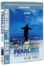 Fearless (1993) Peter Weir / DVD, NEW